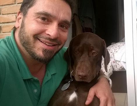 """""""En aromaterapia para animales importa la dosis porque su epitelio olfatorio es 20 veces mayor al nuestro"""", Antonio Prol, aromatólogo"""