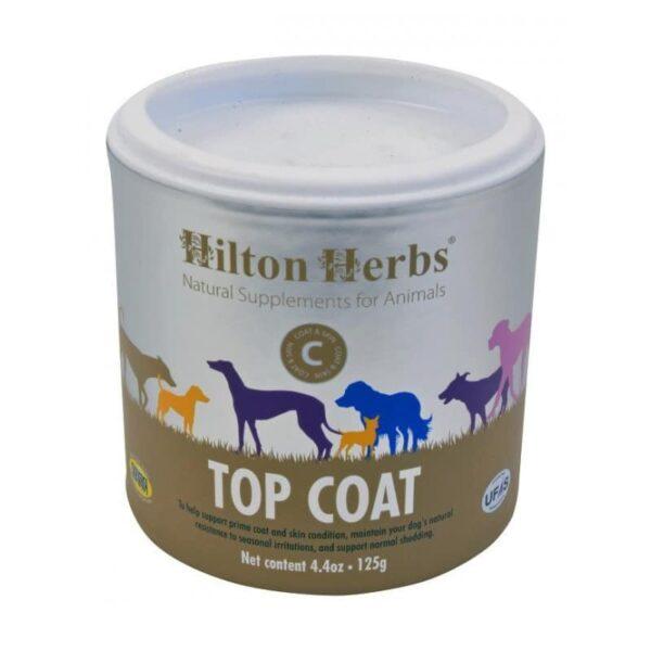 Top Coat de Hilton Herbs