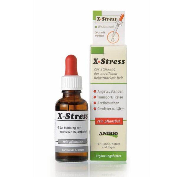 Calmante natural X-Stress de Anibio