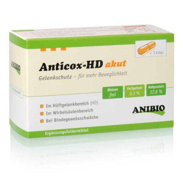 Condroprotector vegetal Anticox HD akut de Anibio