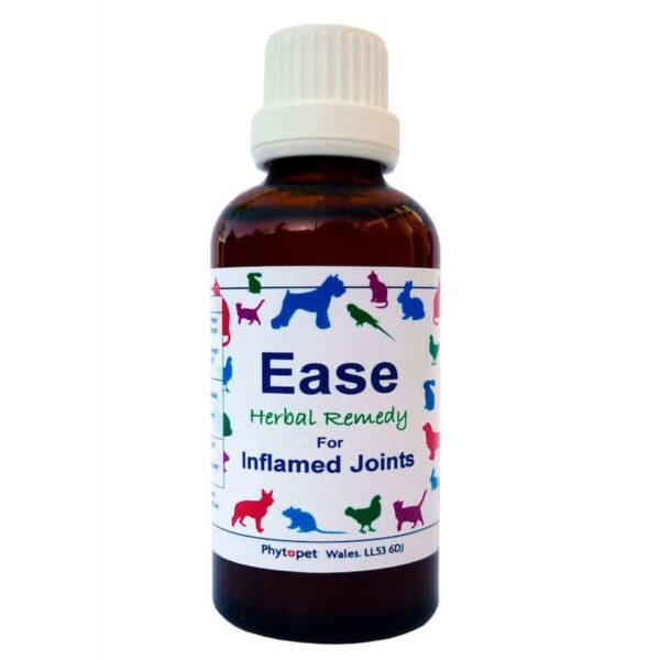 Ease antinflamatorio de Phytopet