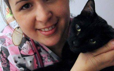 """""""El mejor compañero felino no es el gato más bonito, sino con el que más te identificas"""" Amaya Espíndola, La Gatoteca"""