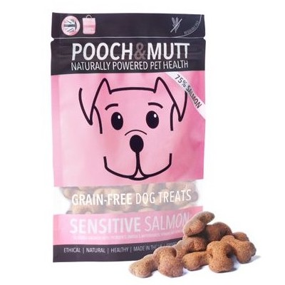 Pooch and Mutt Sensitive de salmón