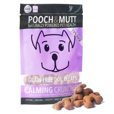 Pooch and Mutt calming