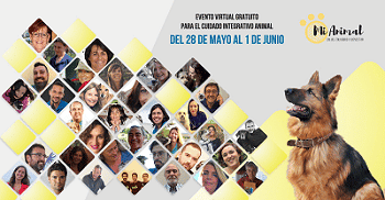 "Congreso virtual ""Mi Animal: salud, equilibrio y bienestar"""