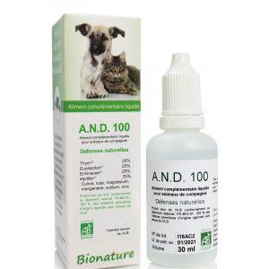 A.N.D. 100-extracto-BIO- defensas