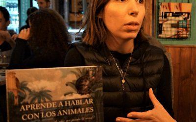 """""""La comunicación animal ayuda a elegir las terapias naturales más indicadas"""", Clara Martín Cifredo"""