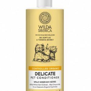 Acondicionador piel sensible de 400ml para perros y gatos.Contiene corteza y raíz de sauce blanco rico en salicina, que calma la piel.