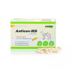 Condroprotector vegetal Anticox-HD clade Anibio para perros y gatos para articulaciones y tejido conjuntivo