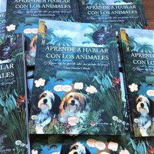 """Libro """"Aprende a hablar con los animales"""""""