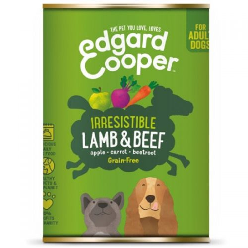 edgar and cooper 400g