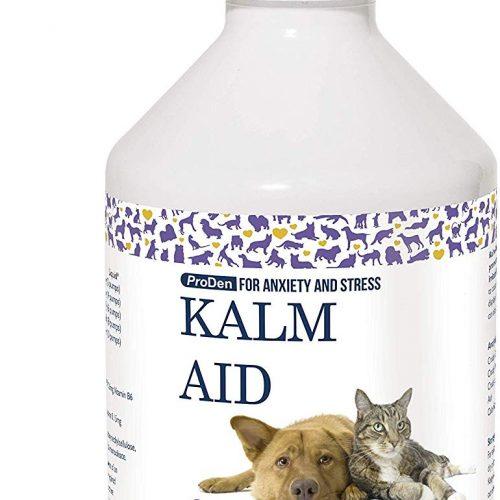 El suplemento calmante KalmAidcontiene L-triptófano y L-teanina, aminoácidos esenciales que estimulan la producción de serotonina.La serotonina juega un papel importante en el mantenimiento de la calma y la relajación en los animales.KalmAid también contiene tiamina (vitamina B1).La deficiencia de esta vitamina crucial se ha asociado con trastornos nerviosos.