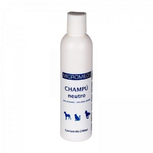Este champú es neutro y apto para pieles sensibles, irritadas y problemáticas.